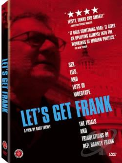 Let's Get Frank DVD Cover Art