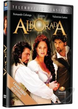 Alborada DVD Cover Art
