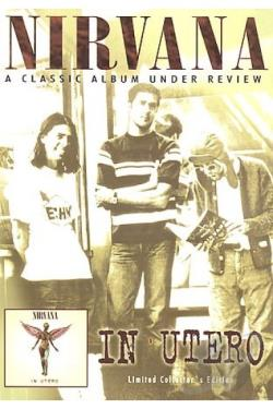 Nirvana's In Utero DVD Cover Art