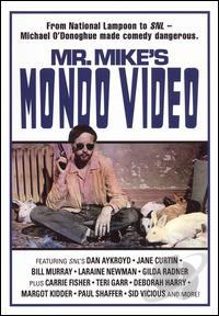 Mr. Mike's Mondo Video DVD Cover Art