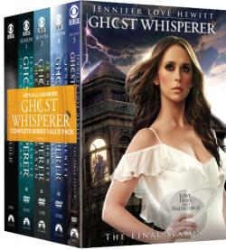 Ghost Whisperer - The Complete Series DVD Cover Art