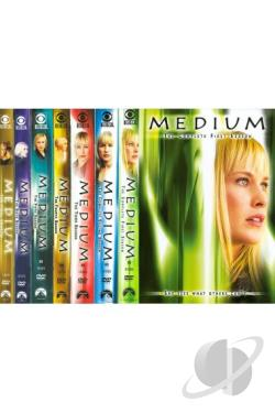 Medium - The Complete Series DVD Cover Art