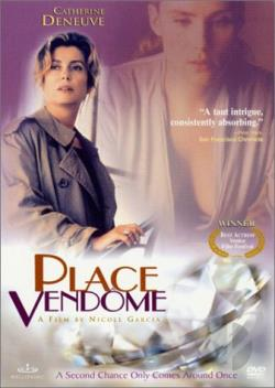 Place Vendome DVD Cover Art