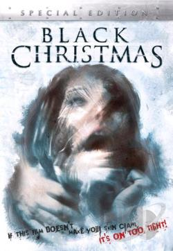 Black Christmas DVD Cover Art