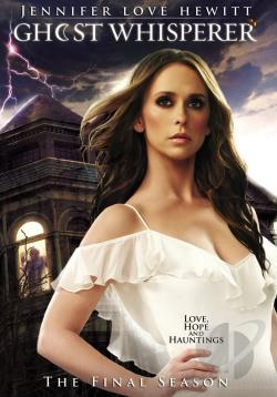 Ghost Whisperer - The Complete Final Season DVD Cover Art