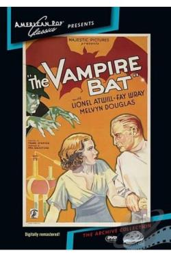 Vampire Bat DVD Cover Art
