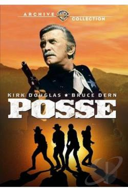 Posse DVD Cover Art