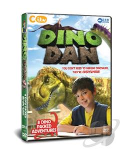 Dino Dan DVD Cover Art