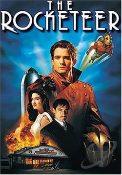 Rocketeer DVD Cover Art