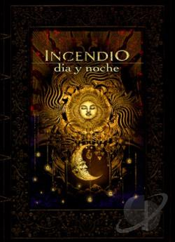 Incendio - Dia Y Noche DVD Cover Art