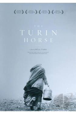 Turin Horse DVD Cover Art