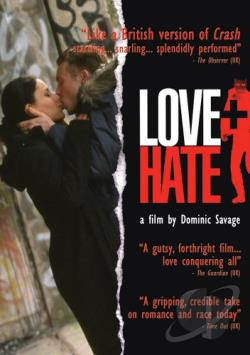 Love + Hate DVD Cover Art