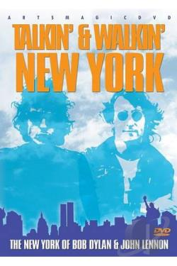 Talkin' & Walkin' New York DVD Cover Art