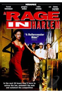 Rage in Harlem DVD Cover Art