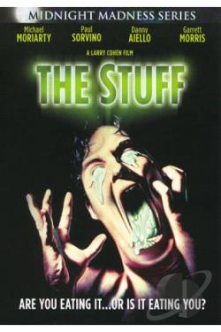 Stuff DVD Cover Art