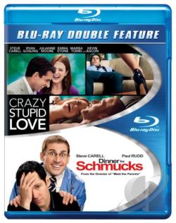 Crazy Stupid Love/Dinner for Schmucks BRAY Cover Art
