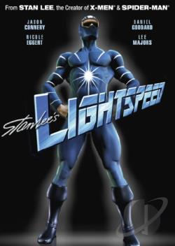 Stan Lee's Lightspeed DVD Cover Art