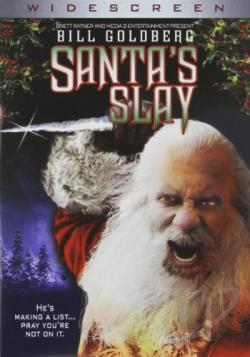 Santa's Slay DVD Cover Art
