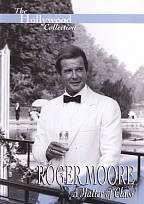 Hollywood Collection - Roger Moore: A Matter of Class DVD Cover Art