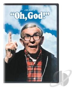 Oh, God! DVD Cover Art