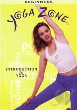 Yoga Zone - Introduction to Yoga for Beginners DVD Cover Art