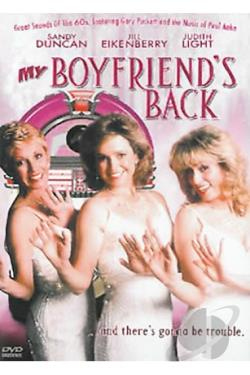 My Boyfriend's Back DVD Cover Art