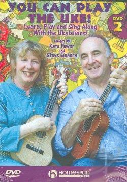 You Can Play the Uke! DVD Cover Art