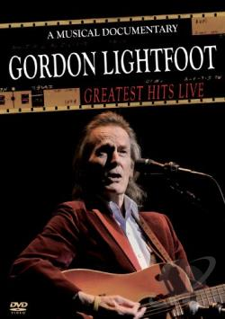 Gordon Lightfoot: Greatest Hits Live DVD Cover Art