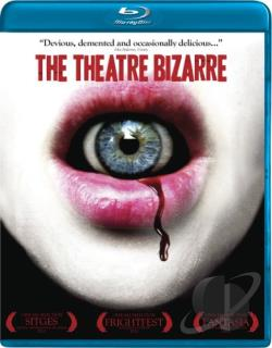 Theatre Bizarre BRAY Cover Art