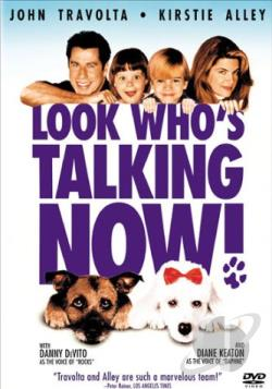 Look Who's Talking Now DVD Cover Art
