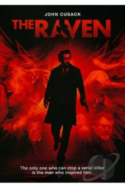 Raven DVD Cover Art