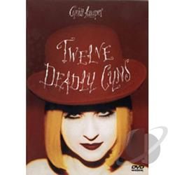 Cyndi Lauper - Twelve Deadly Cyns. . . and then some DVD Cover Art