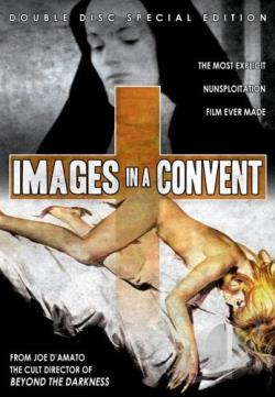 Images in a Convent DVD Cover Art