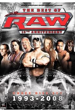 WWE - Raw 15th Anniversary DVD Cover Art