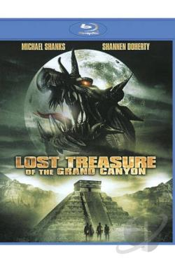 Lost Treasure of the Grand Canyon BRAY Cover Art