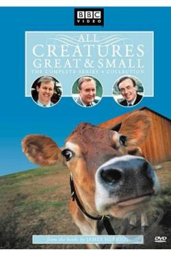 All Creatures Great and Small - Series Four Set DVD Cover Art