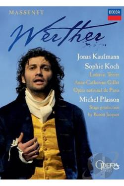 Werther (L'Opera National de Paris) DVD Cover Art