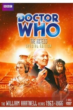 Doctor Who - The Aztecs DVD Cover Art