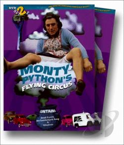 Monty Python's Flying Circus - Set 2: Season 1 DVD Cover Art