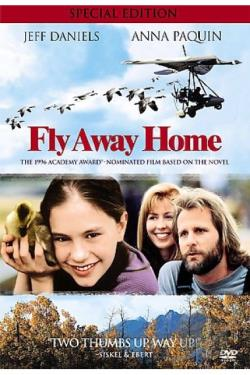 Fly Away Home DVD Cover Art