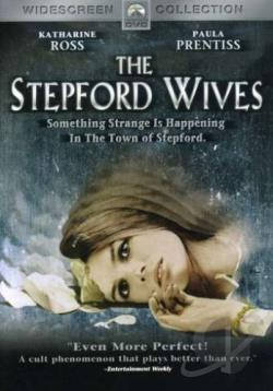 Stepford Wives DVD Cover Art