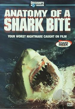 Anatomy Of A Shark Bite DVD Cover Art
