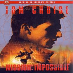 Mission:Impossible Special Collector's Edition DVD Cover Art