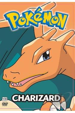 Pokemon 10th Anniversary Edition - Vol. 3: Charizard DVD Cover Art