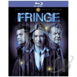 Fringe - The Complete Fourth Season BRAY Cover Art