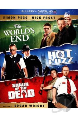 World's End/Hot Fuzz/Shaun of the Dead BRAY Cover Art