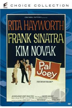 Pal Joey DVD Cover Art