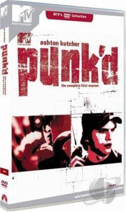 Punk'D - The Complete First Season DVD Cover Art