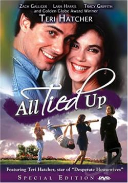 All Tied Up DVD Cover Art