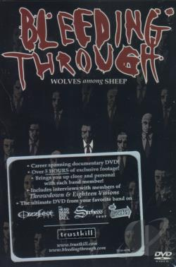 Bleeding Through - Wolves Among Sheep DVD Cover Art